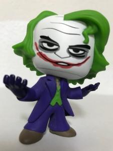The Dark Knight Version of Joker figurine
