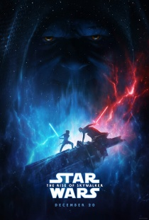 Official Star Wars The Rise of Skywalker Poster