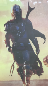 The Mandalorian first poster image