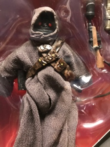 Offworld Jawa Black Series Star Wars figure