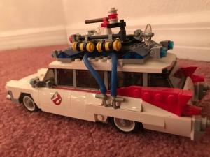 Ecto-1 Lego Car