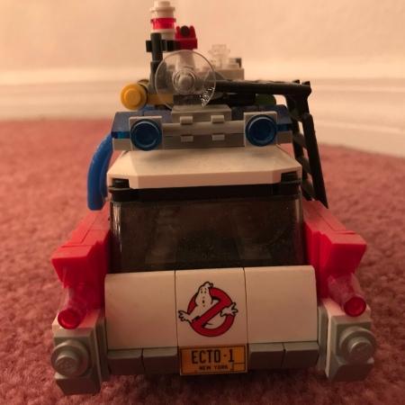 Ecto-1 Lego Car Rear end