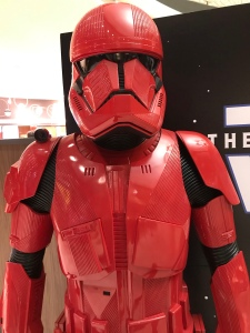 Sith Trooper Life Size Statue