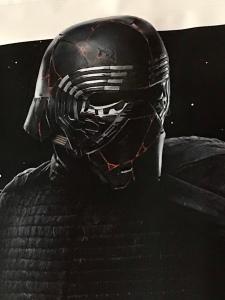 Kylo Ren Character Poster