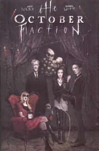 The October Faction graphic novel cover