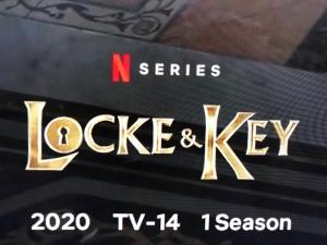 Locke & Key Netflix title image