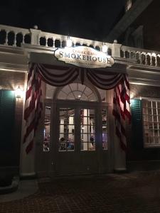 Regal Eagle Restaurant Entrance Epcot